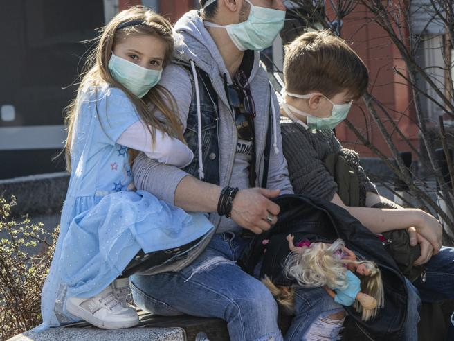 Cronavirus, nei bambini sotto i 5 anni quantità di virus fino a 100 volte di più