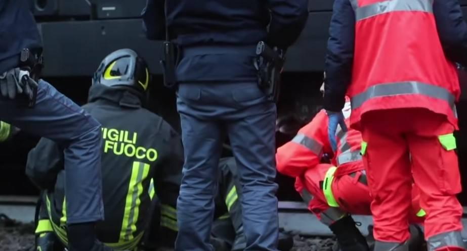 Cesena |  13enne si getta sotto un treno in corsa
