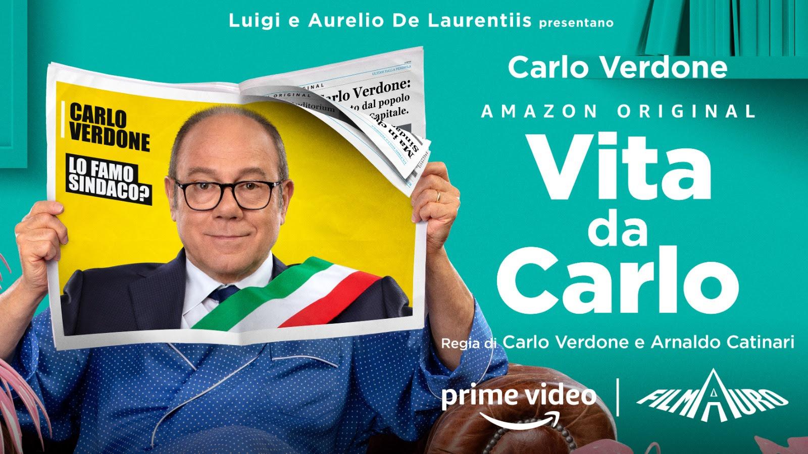 Vita da Carlo, dal 5 novembre su Prime Video : Ecco il Trailer ufficiale