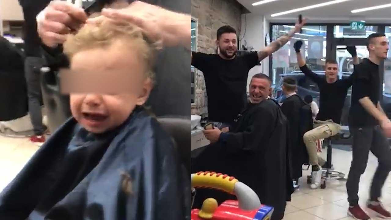 Barber shop Pesaro