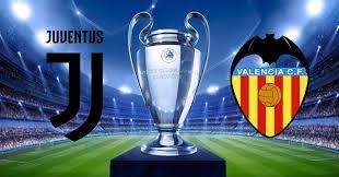 Valencia-Juventus live, streaming e diretta tv
