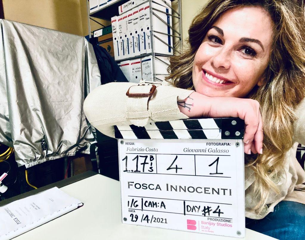 Fosca Innocenti nuova serie tv : il grande ritorno di Vanessa Incontrada su Canale5