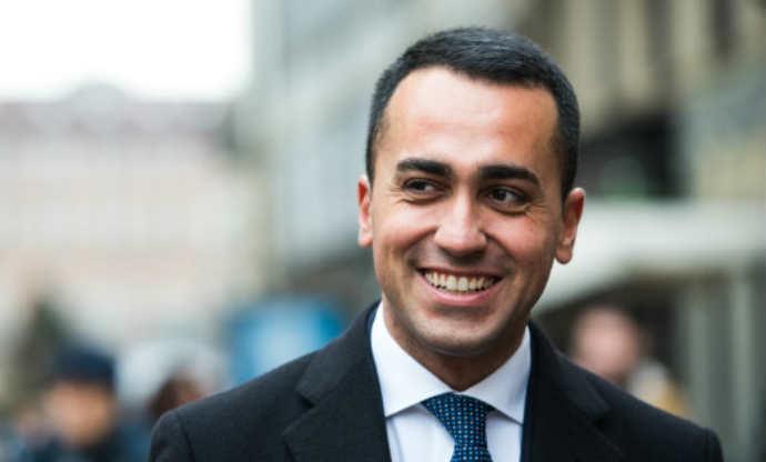Luidi Di Maio : Aboliremo la povertà in Italia