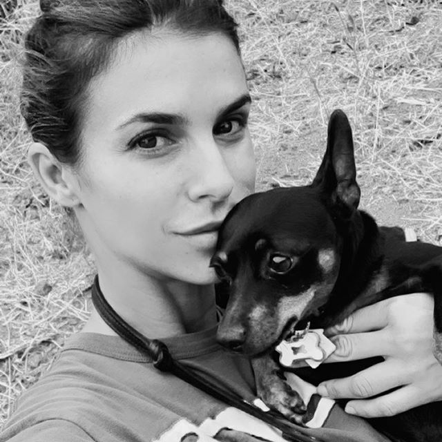 Elisabetta Canalis super hot senza veli scatena i fan