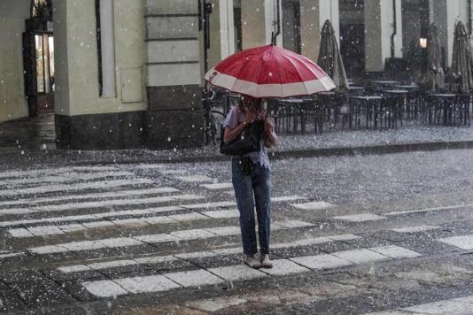 Previsioni Meteo week end : Maltempo e tempo instabile su gran parte dell'Italia