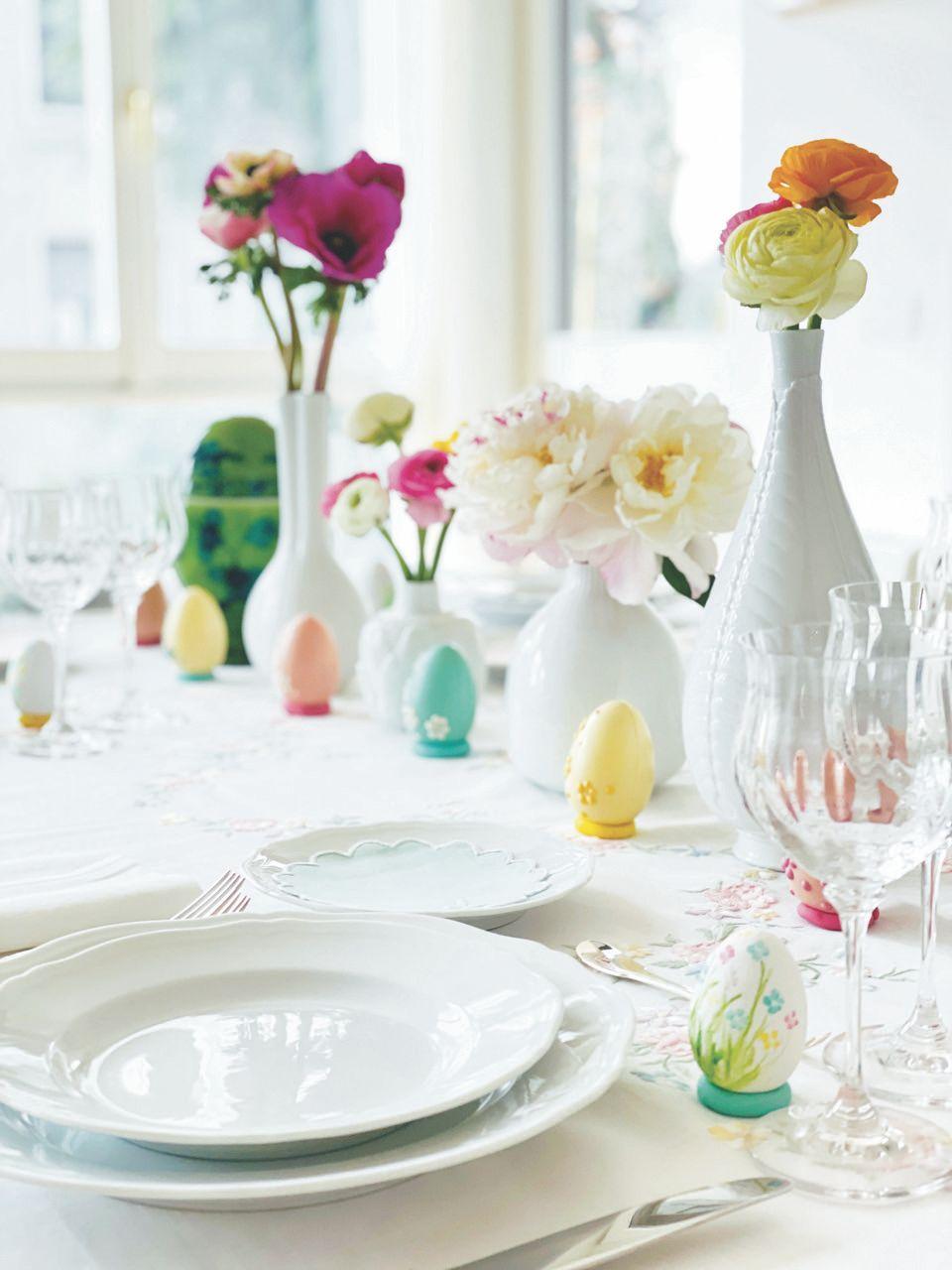 La Tavola di Pasqua: i consigli di stile di Viviana Grunert