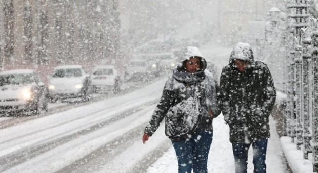 Meteo: arriva la neve a basse quote. Le zone più colpite