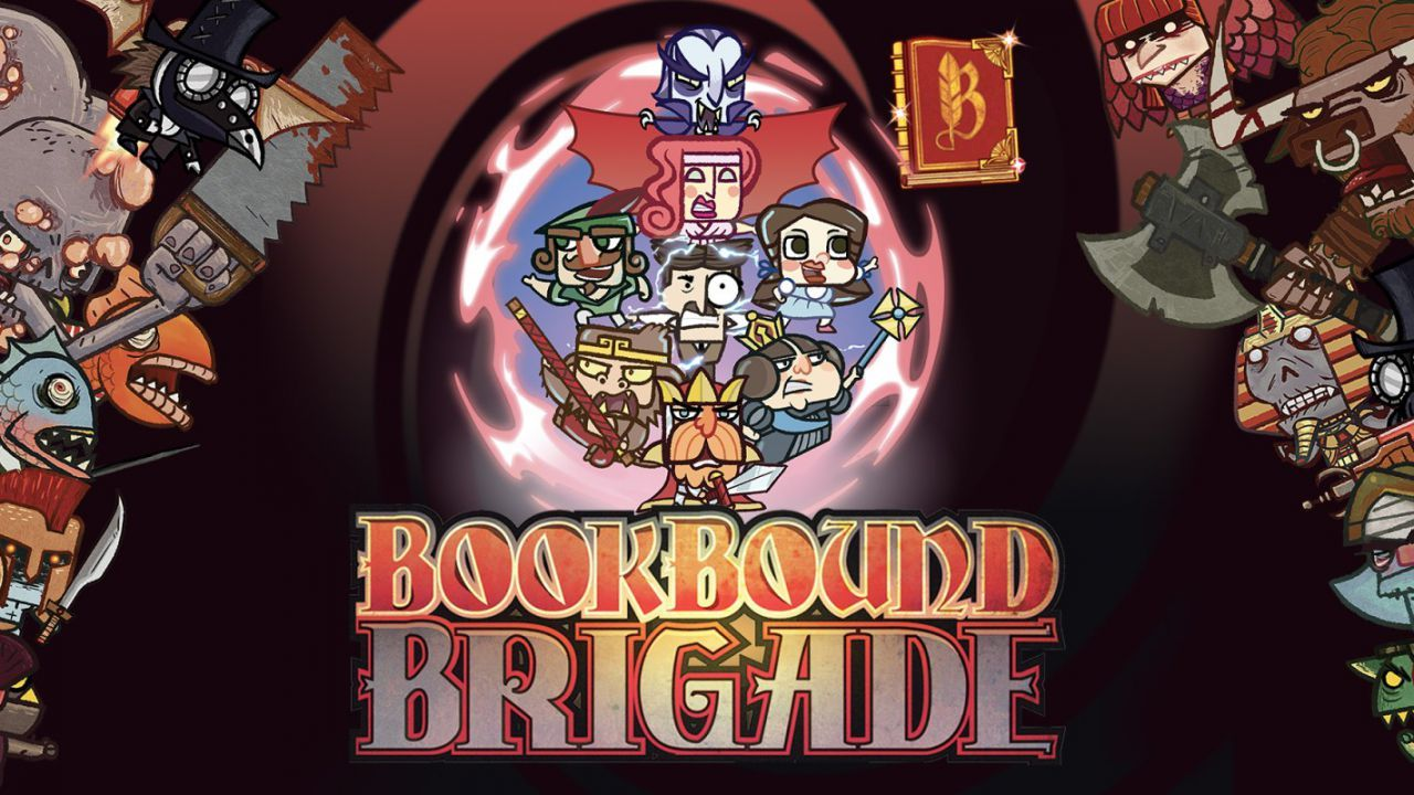 Bookbound Brigade Recensione PS4