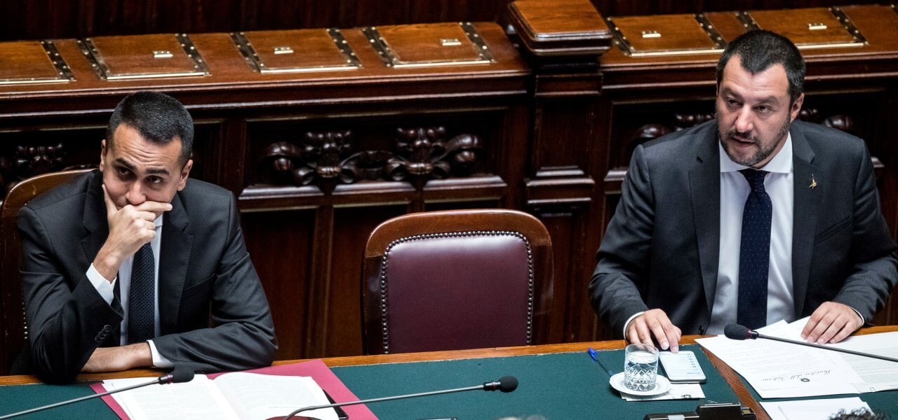 Luigi Di Maio : Dall