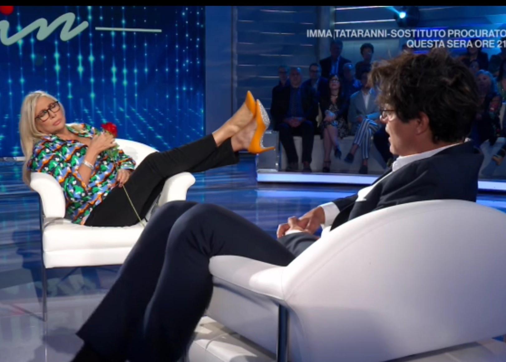 """""""Cancro al cervello"""". Mika racconta il suo dramma a Domenica"""