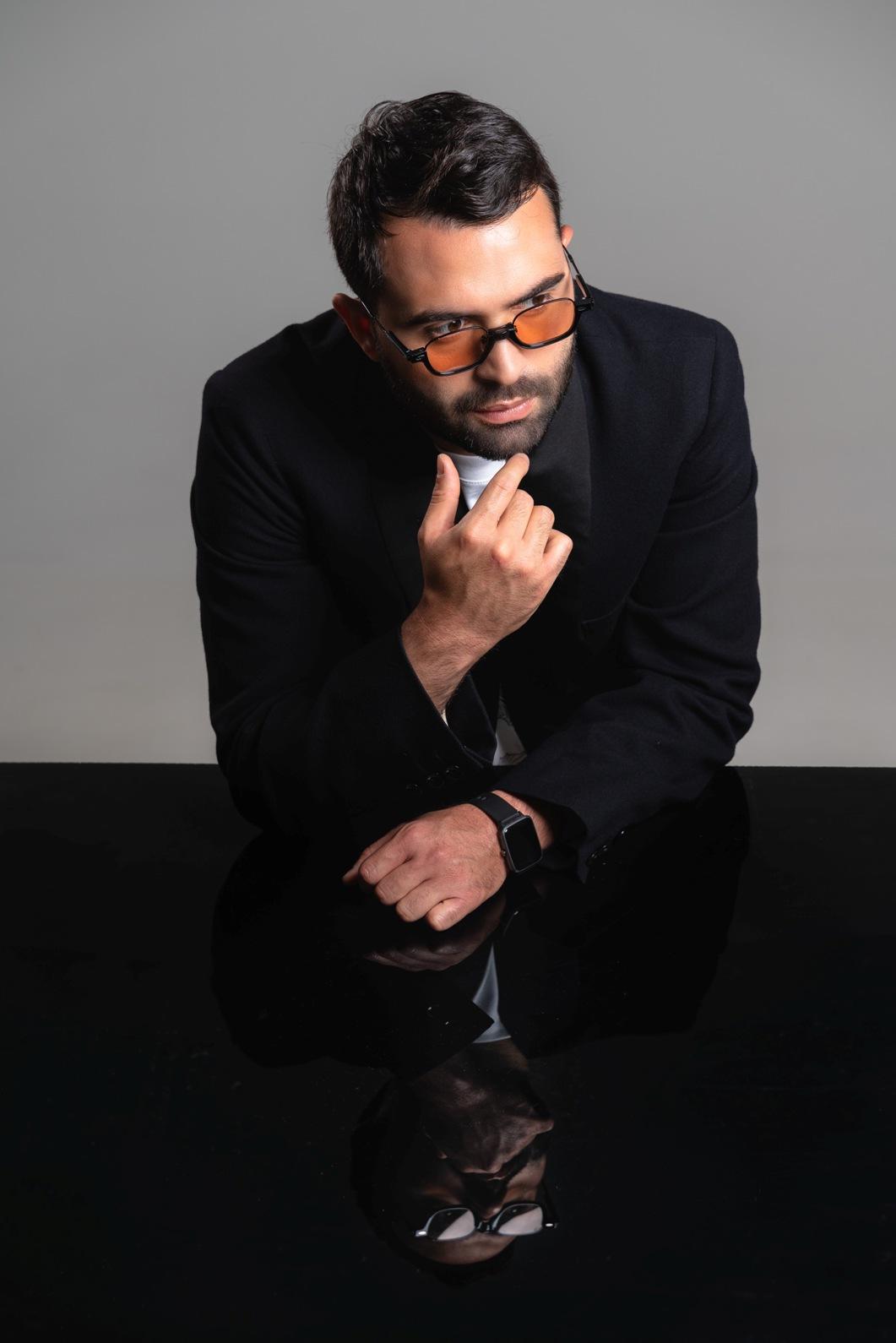 Il cantautore campano Jo Del Papato in radio e negli store digitali con Siviglia