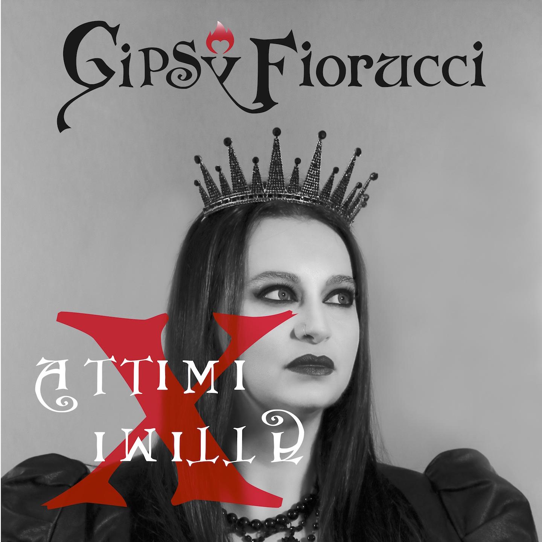 Fuori ora Attimi per attimi il nuovo singolo di Gipsy Fiorucci
