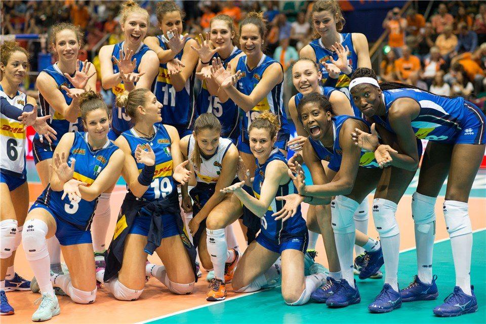 Mondiali pallavolo femminile, domani finale Italia-Serbia in diretta tv sulla Rai