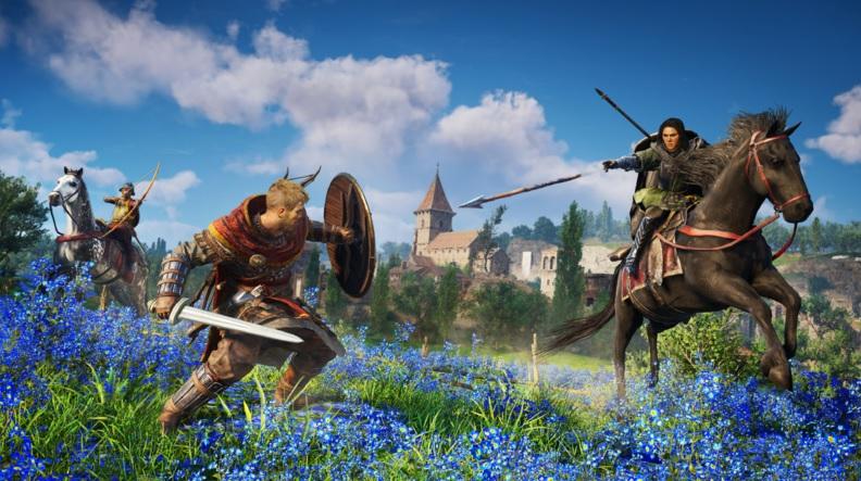 Assassin's Creed Valhalla l'Assedio di Parigi