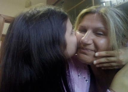 Sabrina Soster : La piccola Ylenia vuole solo sua mamma