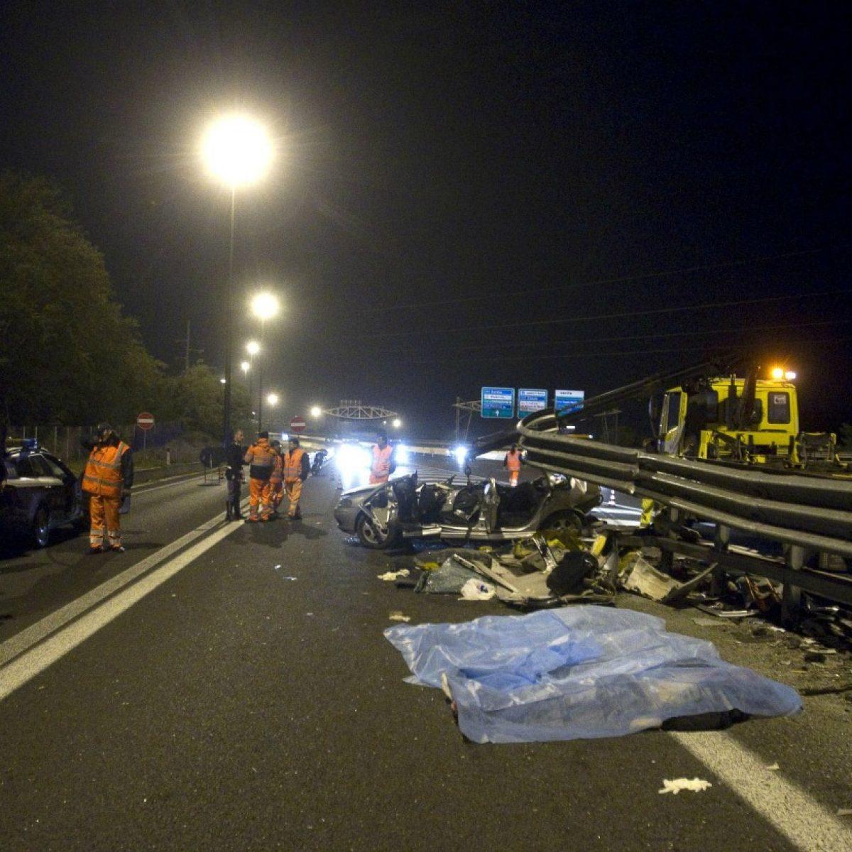 Uno schianto violentissimo: morti un uomo e una donna di 31