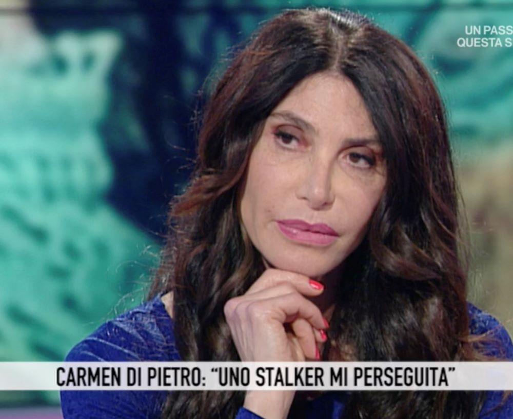 Carmen Di Pietro, fine di un incubo. La showgirl racconta in
