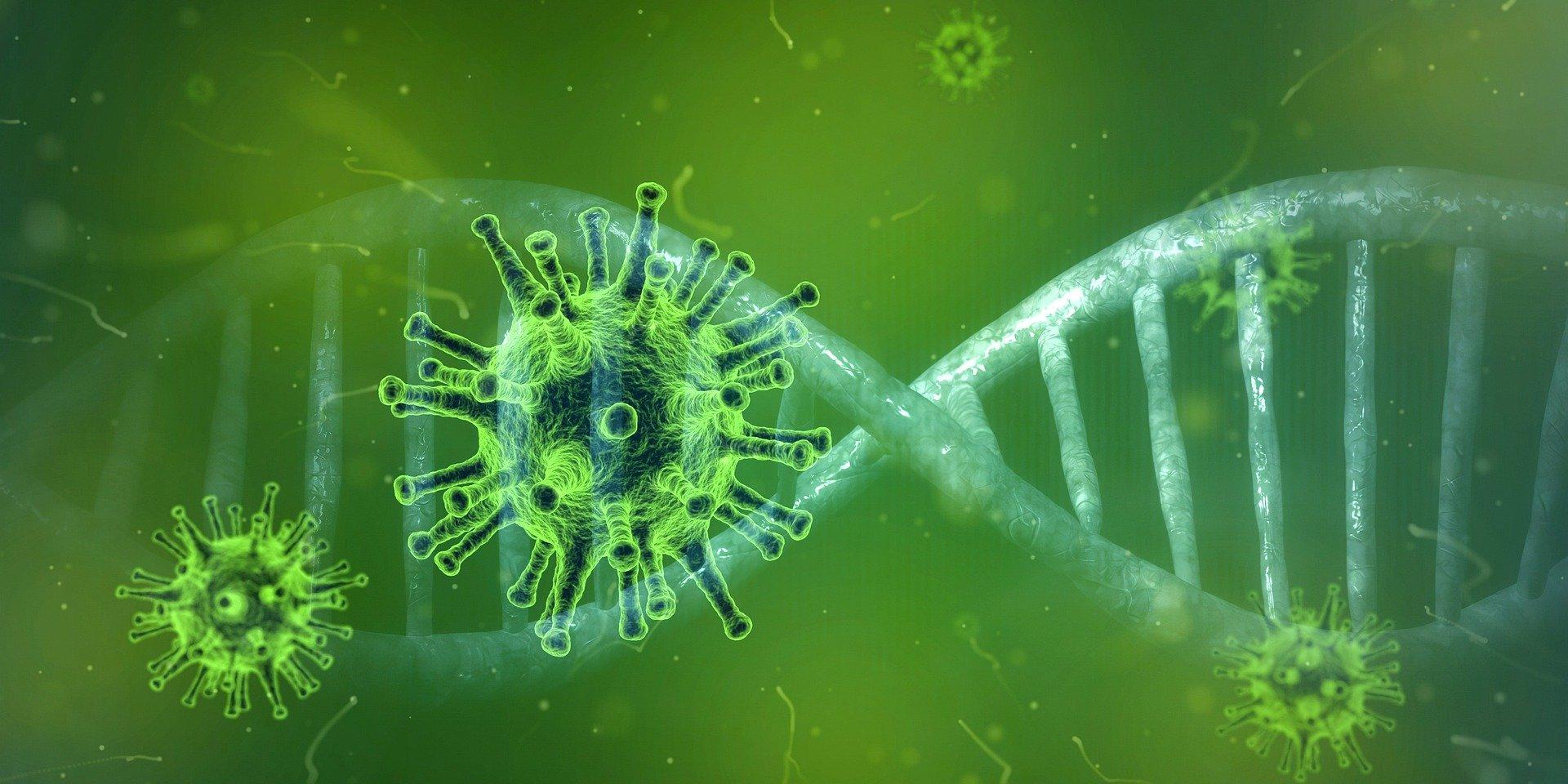 In Inghilterra una nuova variante del coronavirus : E