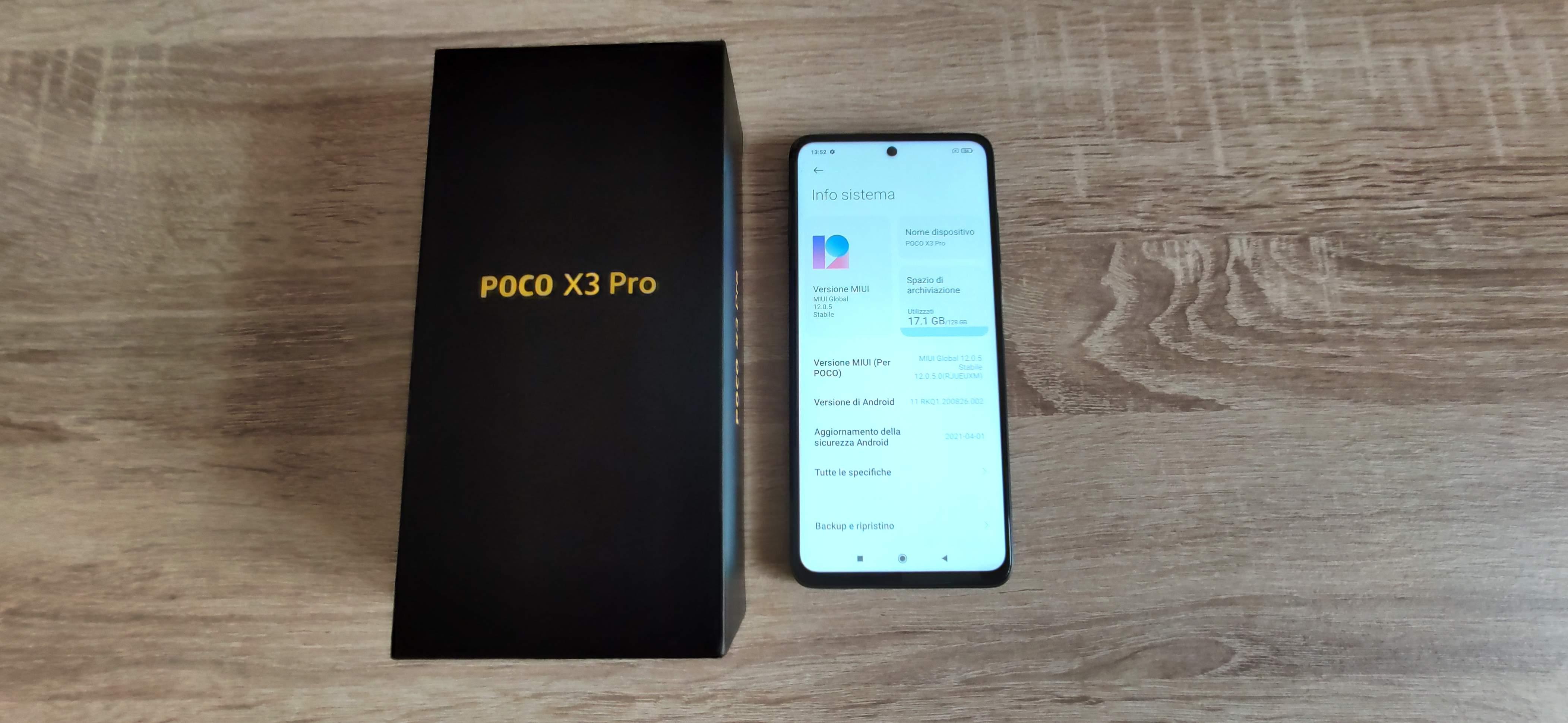 POCO X Pro
