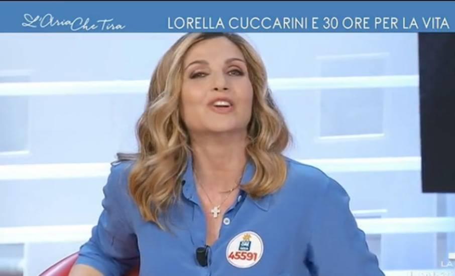Lorella Cuccarini si sfoga: Perché tanto livore da Heater Pa