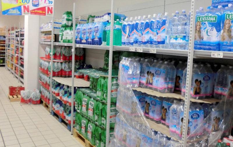 Acqua contaminata: scatta in ritiro del ministero della Salu