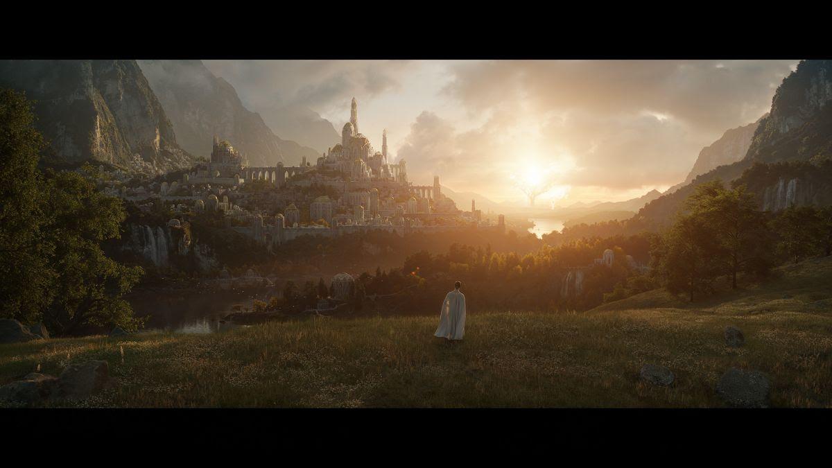 The Lord of The Rings, la serie Amazon Original su Prime Video il 2 settembre 2022
