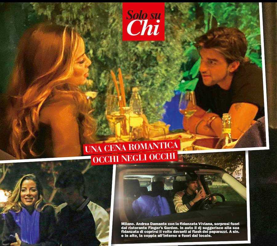 Chi è Viviana Vizzini, la nuova fidanzata di Andrea Damante