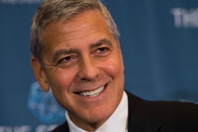 George Clooney vorrebbe lanciarsi nel business del pecorino