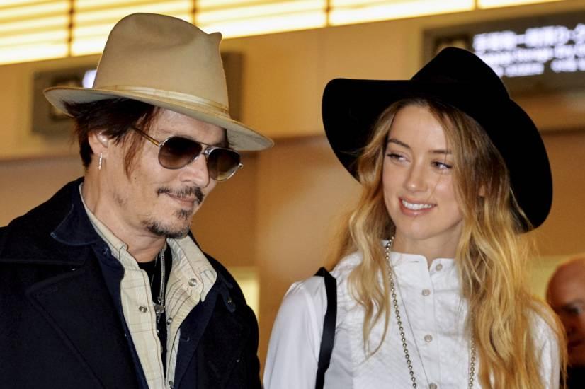 Johnny Depp sotto accusa... ma un