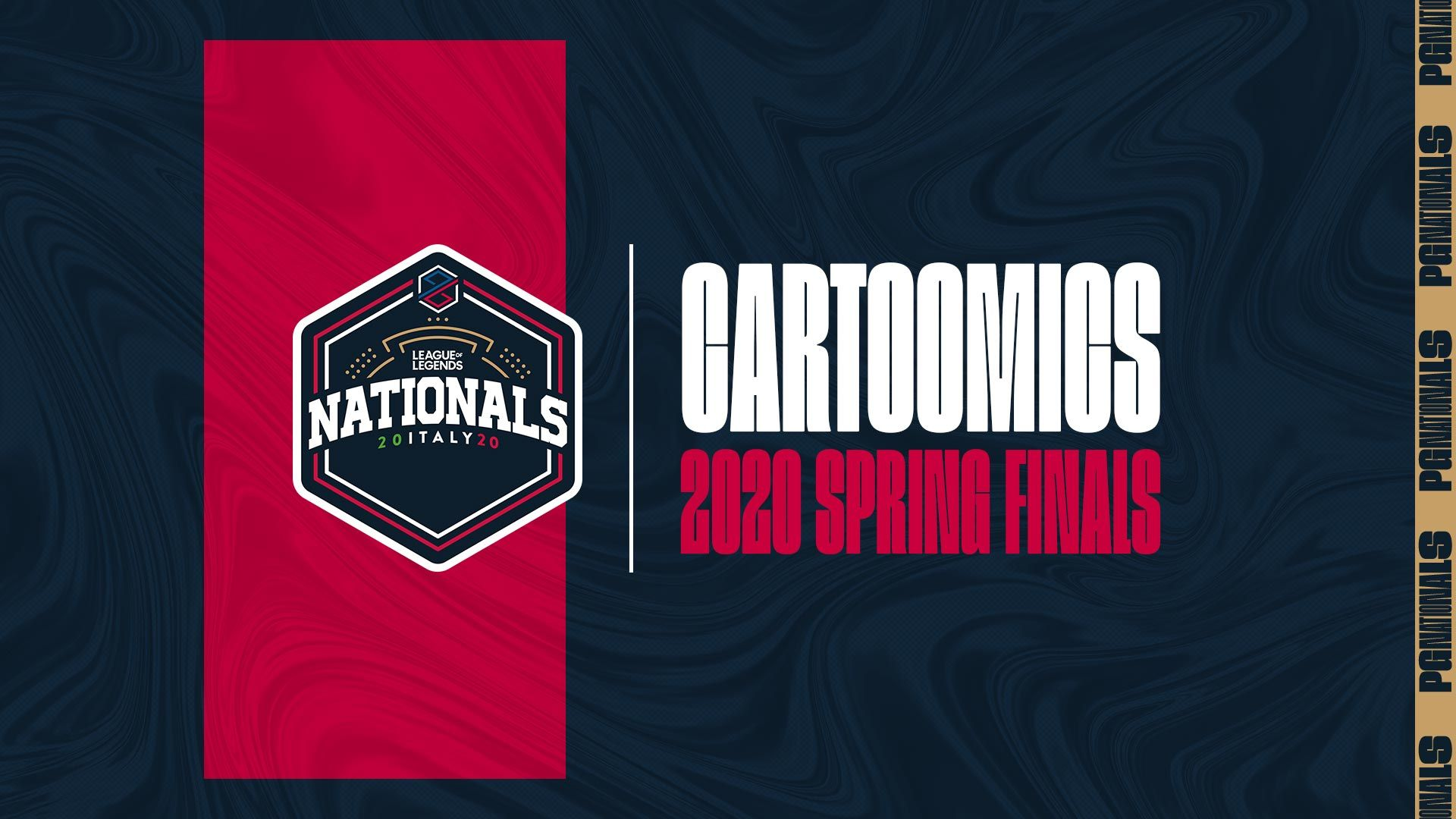 Finalissima della League of Legends PG Nationals Spring Split 2020