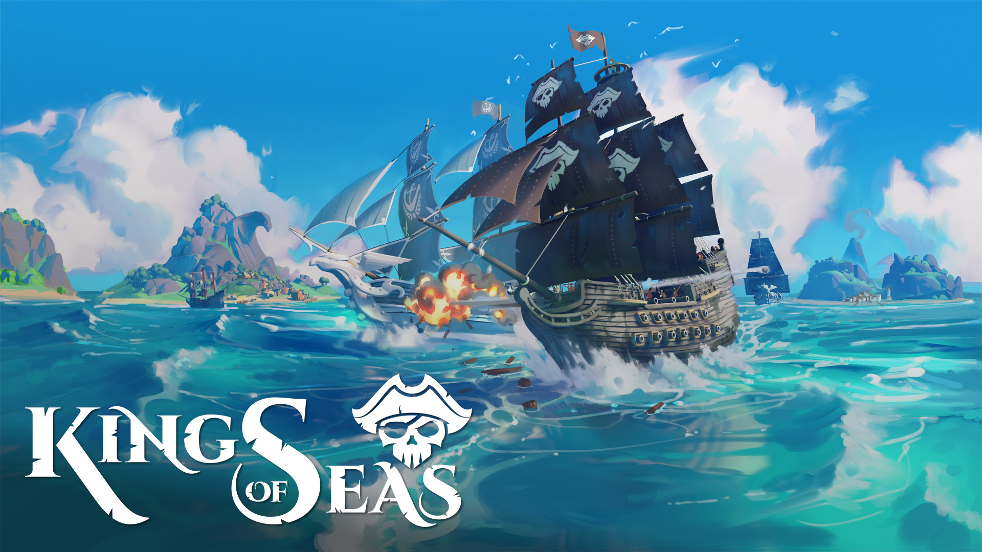 Team17 e 3DClouds : un accordo per pirata King of Seas