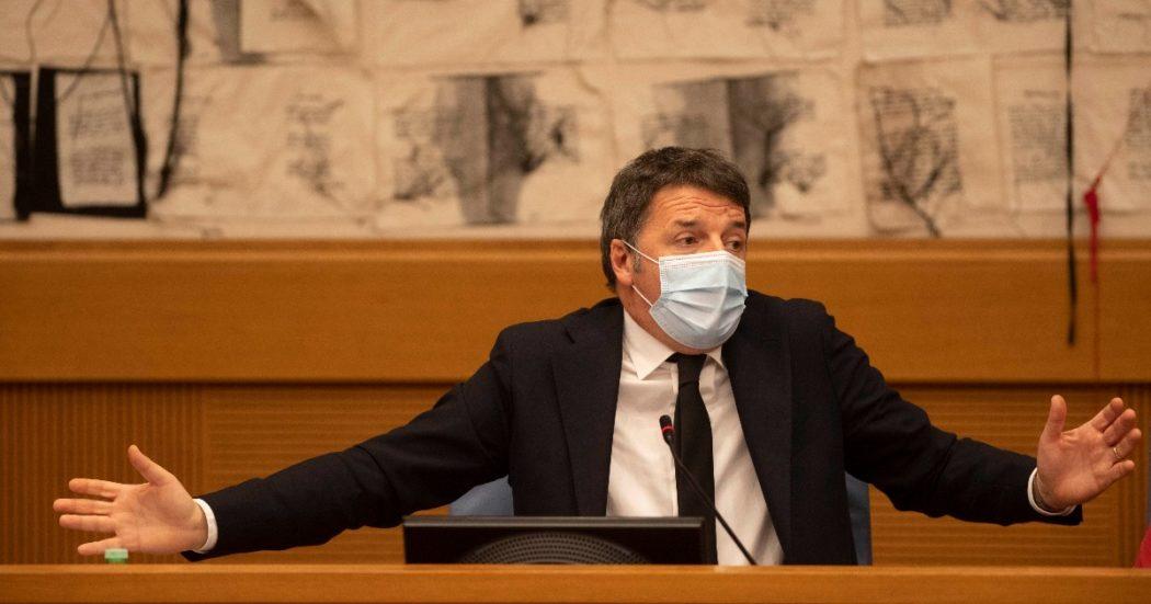 Crisi Governo : Un disperato, Matteo Renzi è sinonimo di slealtà!