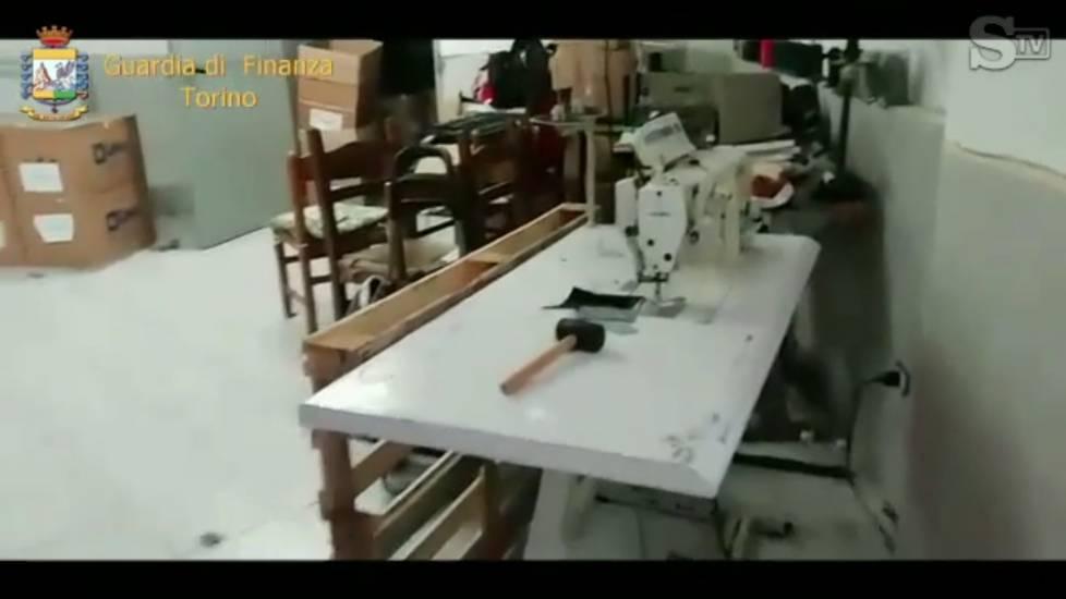 Scoperta fabbricalager nel Cavanese: operai pagati 30 centesimi ora