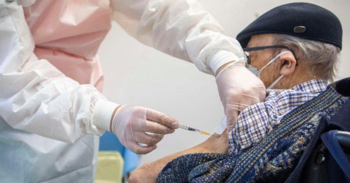 Vaccini Covid : da domani terza dose Rsa e over 80