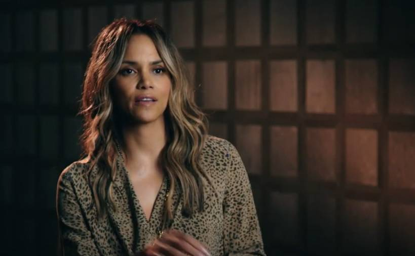 Incidente sul set per Halle Berry |  film sospeso