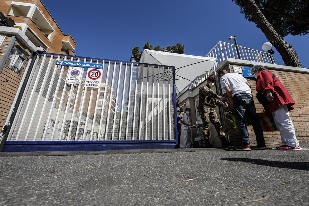 Coronavirus, San Raffaele a Roma : 16 nuovi contagi, 93 i positivi