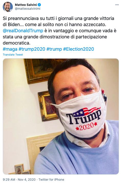 Un anno su Twitter 2020 : #ThisHappened2020 in Italia e nel mondo