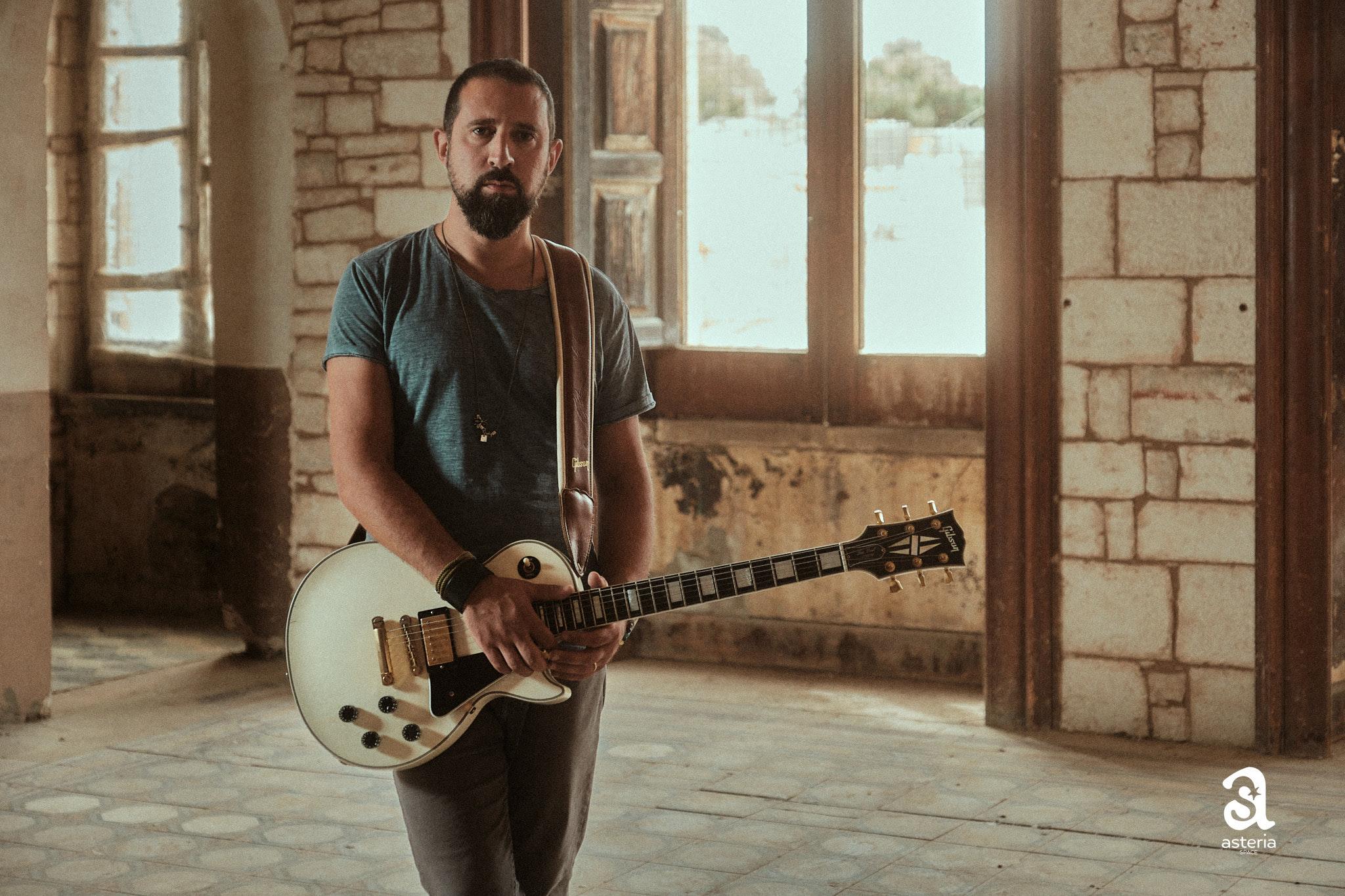Matteo Palermo Love is Imperfect : nel suo nuovo brano il cantautore pugliese esalta le debolezze umane veicolo della bellezza
