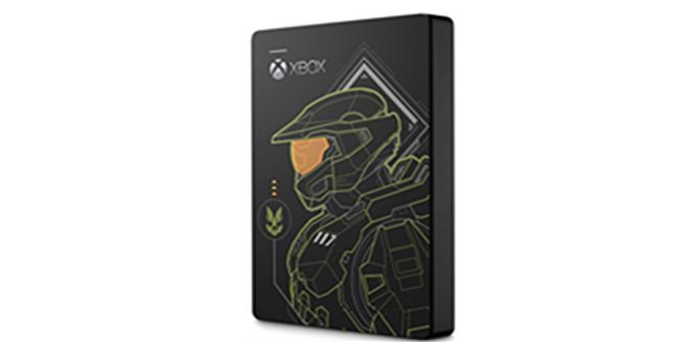 Seagate presenta l?unit? Game Drive di Halo: Master Chief in edizione limitata