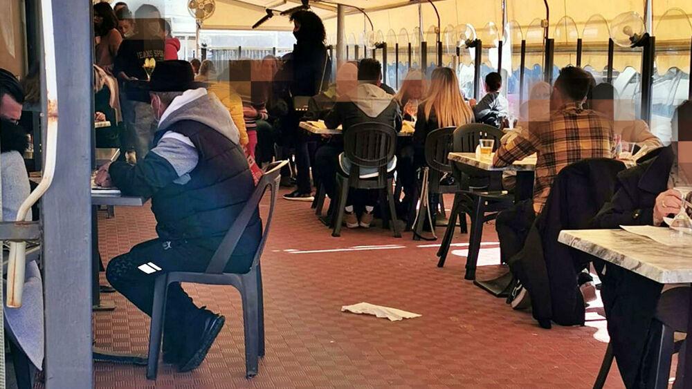 Nessun coprifuoco alle 22 per chi mangia fuori al ristorante?