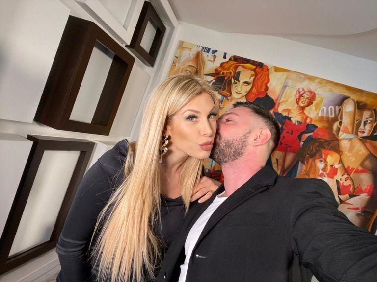 Daniele Pompili attacca Moreno Merlo e si dichiara a Paola Caruso