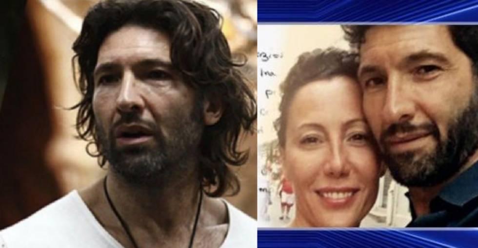 Walter Nudo dimentica la moglie Céline e bacia Roberta Nigro