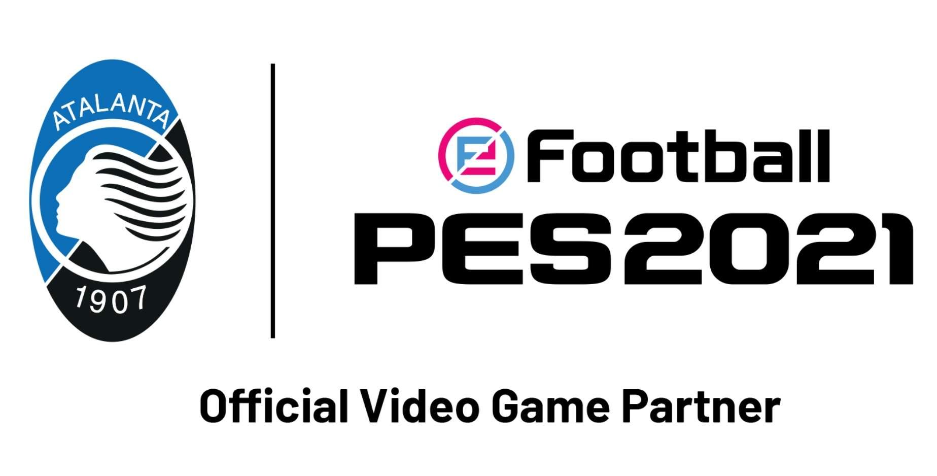 eFootball PES: annunciata partnership con Atalanta B.C.