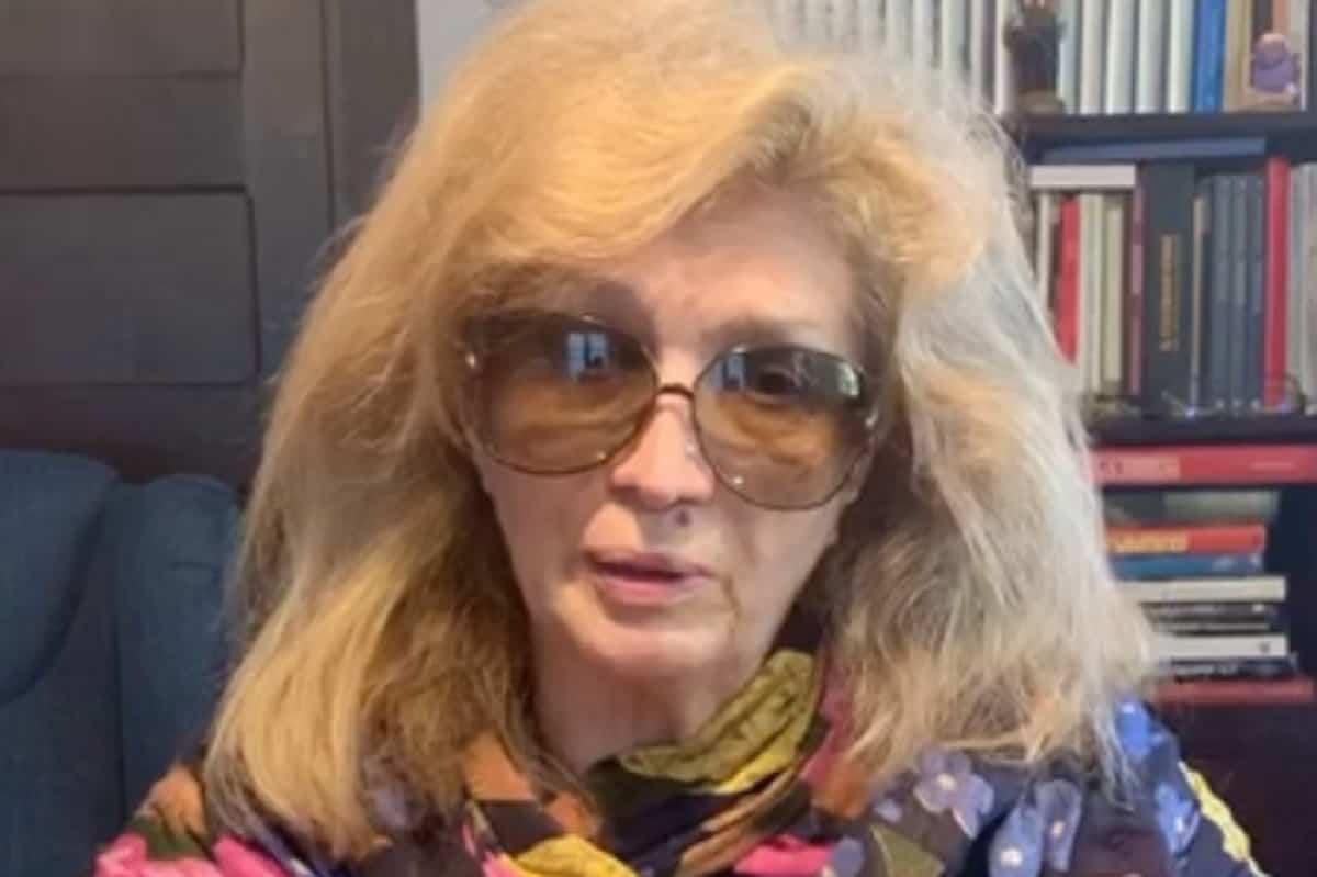 Iva Zanicchi dopo il Covid : Non sto ancora bene