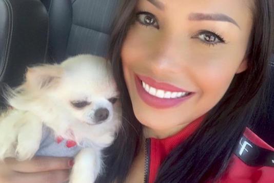 Carolina Marconi è disperata : Aiutatemi a ritrovare il mio cane, sto malissimo