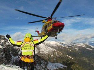 Scivola per decine di metri durante un'escursione |  muore 75enne fiorentino