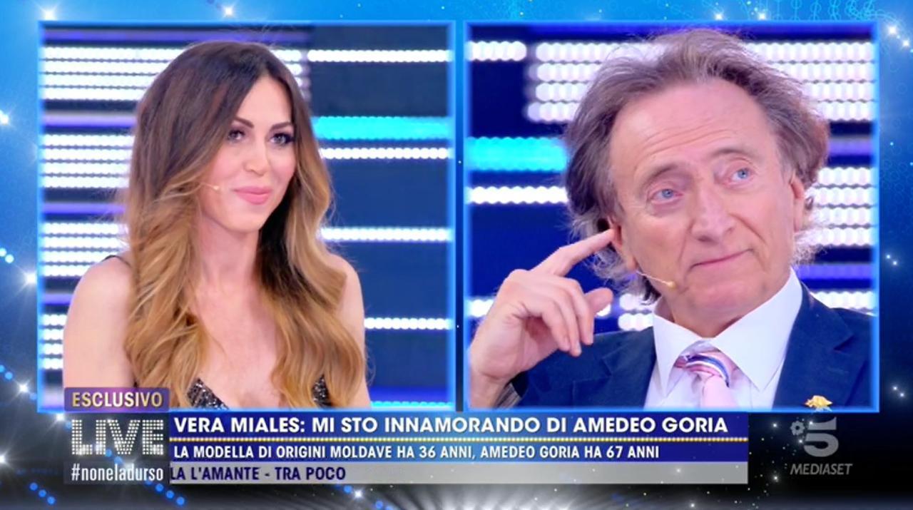 Vera Miales, ecco chi è la presunta fidanzata di Amedeo Goria