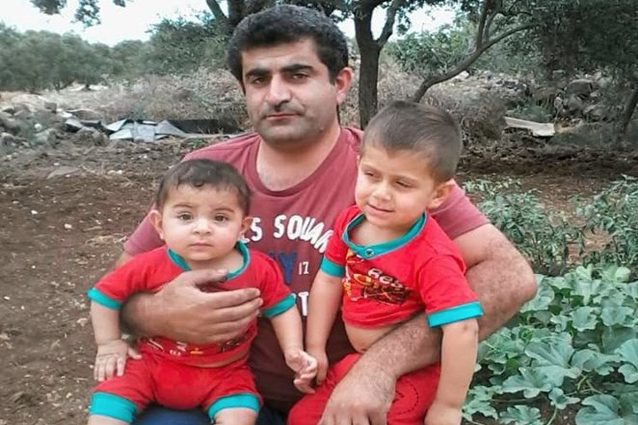 Ibrahim, morto assieme al fratellino e alla mamma incinta ne