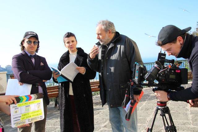 Lui è mio padre, un progetto cinematografico del regista Roberto Gasparro