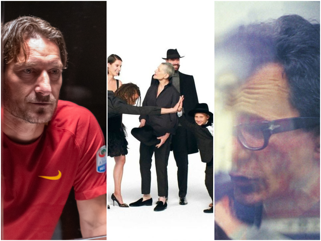 Nastro d'argento ai documentari su Totti, i Rossellini e il caso Braibanti